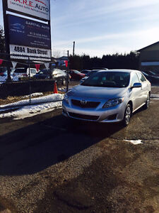 2010 Toyota Corolla CE **Safetied and E-Tested**