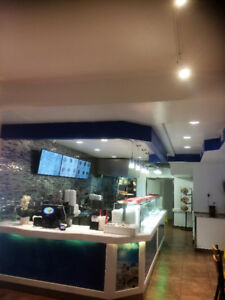 Restaurant for sale on a prime location near McMaster University