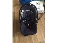 Like new car seat for baby or child