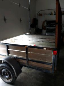 Ulitily trailer