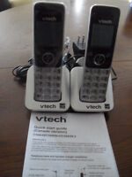 New 2 Vtech cordless phones