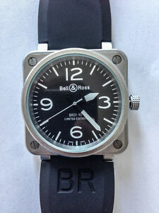 Brand new Bell & Ross BR01-92 (automatic movement)
