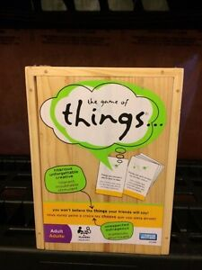 Game of Things Board Game