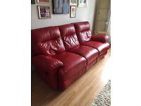Sofa, Chair & Footstool