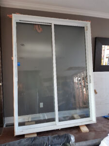 Grande Porte Patio A Vendre / Big Patio Door For Sale 250$