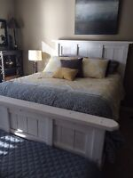 Beautiful Hand Made Bed Frames