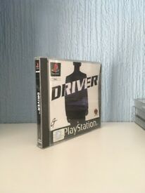 Playstation 1 Game - Driver
