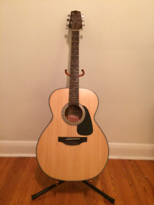 Rarely used Takamine GN10-NS Guitar with stand - $300