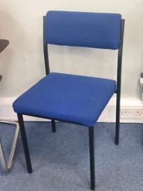 Free blue chair