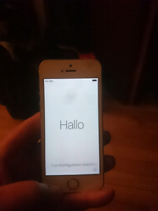 IPHONE 5S WHITE IN PERFECT CONDITION
