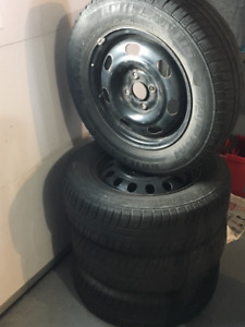 185 70 14 honda civic 2003 2004 2005 2006 2007  summer tire with