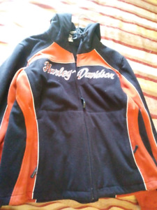 Ladies Harley Jacket and Boots