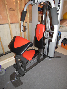 WEIDER PRO 6900 PROFESSIONAL WEIGHT SYSTEM