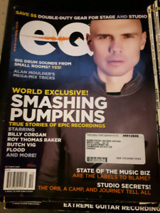 Old Recording Magazines from '07÷08