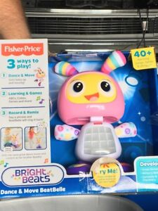 Fisher Price Dance and Move Beat Belle