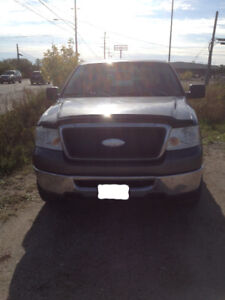 2007 Ford F-150 SuperCrew XLT 4x4 Truck CASH OR TRADE FOR ATV