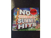 Now that's what I call Summer Hits CD - New & Sealed