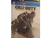 Call of duty advanced warfare PS4, £10 ONO