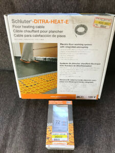 Complete In Floor Heating Kit