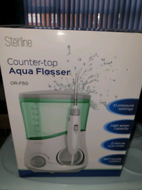 Sterline counter top Aqua Flosser