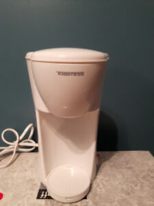 One Cup Coffeepot