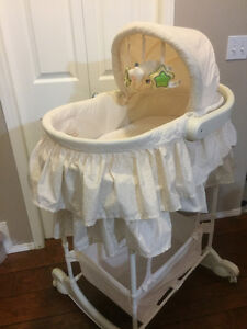The First Years - Carry-Me-Near 5-in-1 Baby Bassinet: