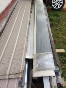 Assorted Soffit and Fascia