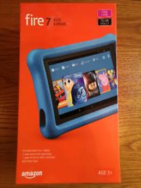 Kids Fire 7 Tablet (Amazon)