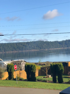 Vancouver Island, SEMI WATERFRONT< LARGE LOT