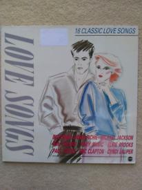 Vinyl: 16 Classic Love Songs