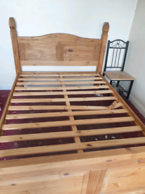 Bed frame 57x84 inches