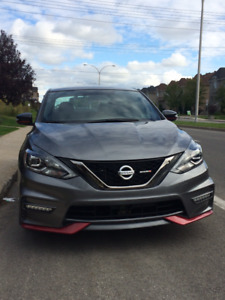 Nissan Sentra Nismo comme neuve