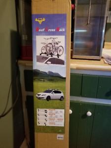 Roof Cross Rack - Bike Rack YT 95 Series  120 cm