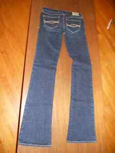 New Abercrombie Girls Jeans Size 14 Slim Kitchener / Waterloo Kitchener Area image 2