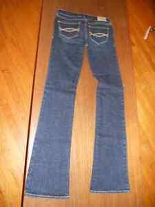 New Abercrombie Girls Jeans Size 14 Slim Kitchener / Waterloo Kitchener Area image 2