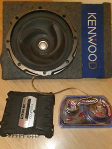 Kenwood Audio Bundle