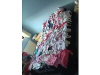 Girls bundle 130 items plus