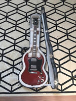 Gibson SG Guitar With Case