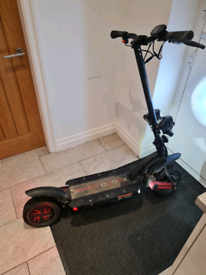 Kugoo g booster dual motor electric e scooter