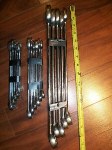 Wrenches, excellent quality and brands. variety of sizes.