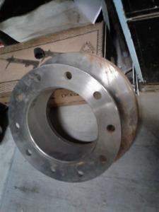 Heavy duty truck rotors