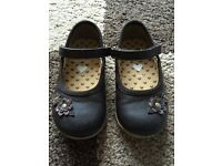 Girls Size 8 Shoes - Brown
