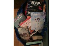 Big bag of books - FREE