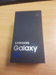 Brand New Samsung Galaxy S7