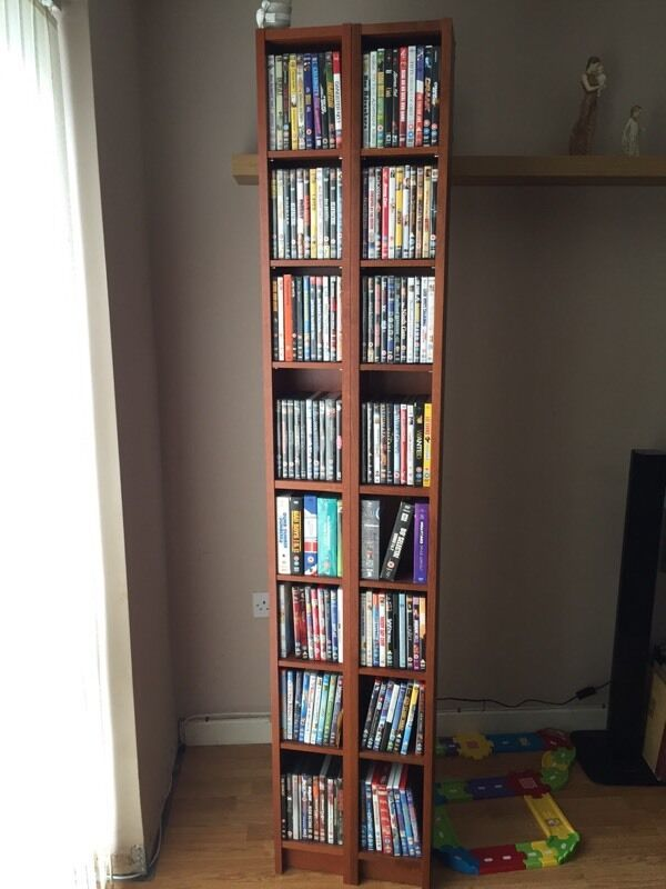 Ikea gnedby billy cd dvd unit x2 in wellingborough - Ikea porta cd billy ...