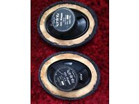 Infinity Kappa 6x9 speakers