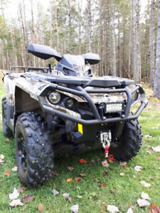 2015 Can-Am Outlander 650XT