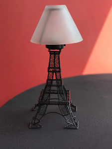 Eiffel Tower Candle Holders - Paris Theme