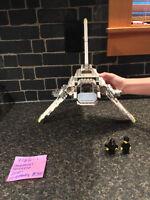 LEGO STAR WARS 7166-1 IMPERIAL SHUTTLE (2001)