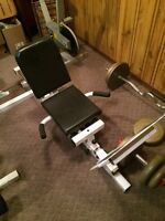 California Muscle Home Gym